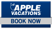 Apple Vacations Book Now button