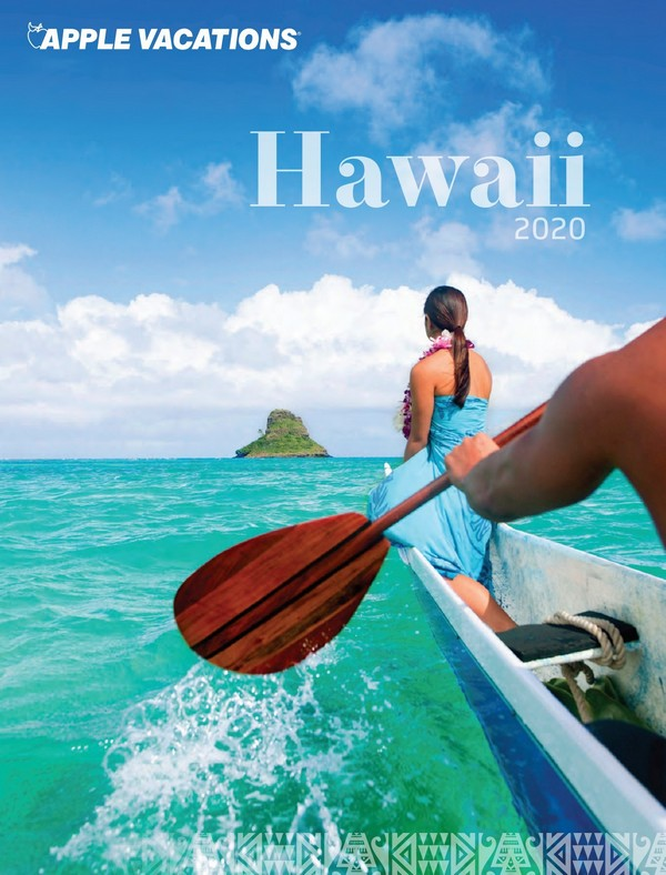 Apple Vacations 2020 Hawaii eBrochure