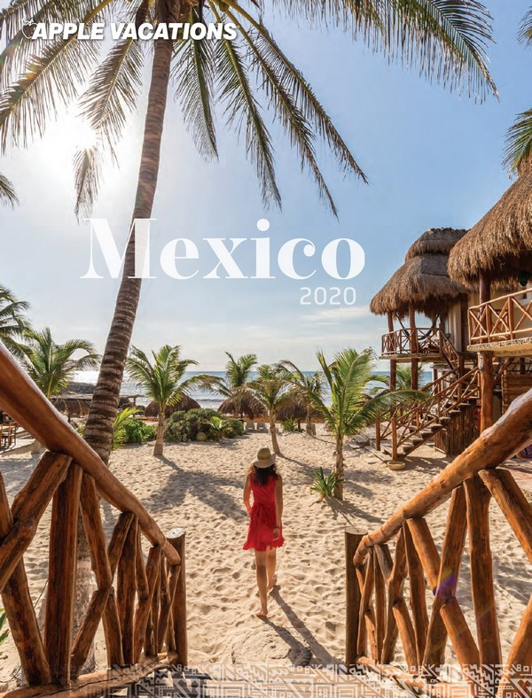 Apple Vacations 2020 Mexico eBrochure