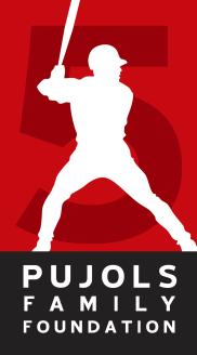 Pujols Family Foundation logo