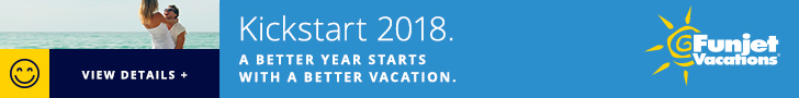 Funjet Vacations, sale, 2018 travel, Mexico, Caribbean, Hawaii, Punta Cana, Jamaica