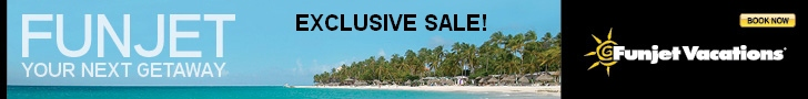 Exclusive Funjet sale, Mexico, Caribbean, Hawaii, save $50 pp