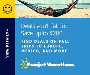 Funjet Vacations, fall savings, mexico, caribbean, europe, hawaii