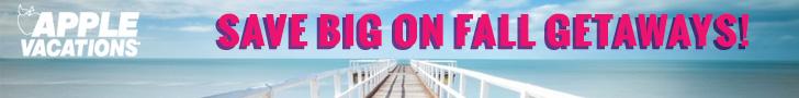 Apple Vacations, fall travel, sale, deals, cancun, riviera maya, punta cana, jamaica