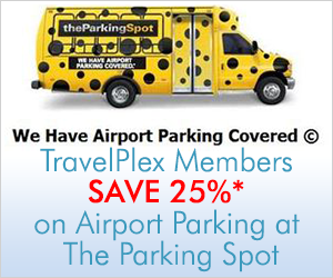 The Parking Spot, discount coupon, corporate travel
