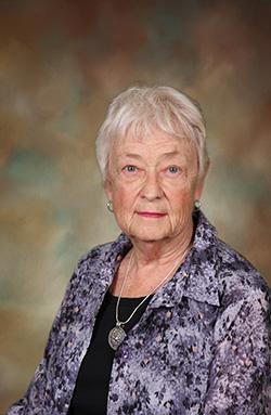 June Siegerist, travel Counselor